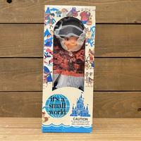 it's a small world Mexico Girl Doll/イッツアスモールワールド メキシコの女の子 ドール/200811-10