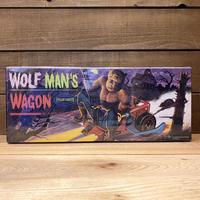 U.S.MONSTERS Wolfman's Wagon Model Kit/ユニバーサルスタジオモンスターズ ウルフマンワゴン プラモデル/210116-3