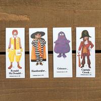 McDonald's Character Magnet Set/マクドナルド キャラクターマグネット セット/190621-5
