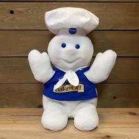 Pillsbury Doughboy Talking Plush Doll/ピルスベリー ドゥボーイ トーキングぬいぐるみ/210814-1