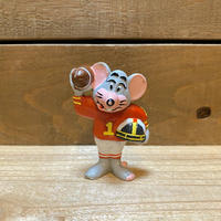 CHUCK E CHEESE'S Chuck E Cheese PVC Figure/チャッキーチーズ PVCフィギュア/200427-6