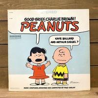 PEANUTS LP Record/ピーナッツ LP レコード/200822-4