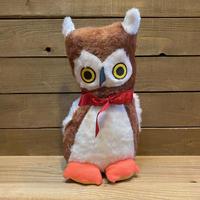 Horned Owl Plush Doll/ミミズク ぬいぐるみ/200521-10