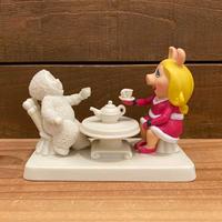 THE MUPPETS Miss Piggy Figurine/マペッツ ミス・ピギー フィギュアリン/191023-7