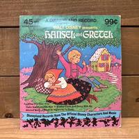 HANSEL and GRETEL EP Record/ヘンゼルとグレーテル EPレコード/210126−7