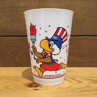 OLYMPIC Sam the Olympic Eagle Plastic Cup/オリンピック イーグル・サム プラスチックカップ/180824-10