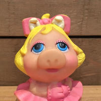 THE MUPPETS Baby Miss Piggy Squeaky Toy/マペッツ ベイビー・ミスピギー スクアーキートイ/190613-5