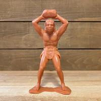 Cave man Plastic Figure/原人 プラスチックフィギュア/200625-17
