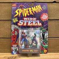 SPIDER-MAN Web of Steel Spider-Man VS Lizard Figure Set/スパイダーマン スパイダーマン VS リザード フィギュアセット/200416-16
