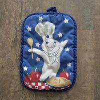 Pillsbury Doughboy Pot Mat/ピルスベリー ドゥボーイ ポットマット/210814-4