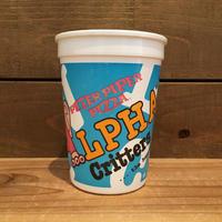ALPHA Critters Plastic Cup/アルファクリッターズ プラスチックカップ/190807-19