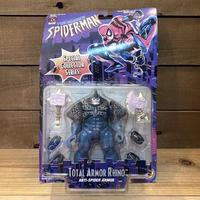 SPIDER-MAN Total Armor Rhino Figure/スパイダーマン トータルアーマー・ライノ フィギュア/210510−6