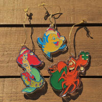 THE LITTLE MERMAID Christmas Ornament Set/リトルマーメイド クリスマスオーナメント セット/190120-2