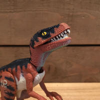 JURASSIC PARK Velociraptor Figure/ジュラシックパーク ヴェロキラプトル フィギュア/181103-12
