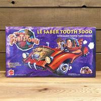 THE FLINTSTONES Le Saber Tooth 5000 Figure/原始家族フリントストーン ル・セイバートゥース5000 フィギュア/200413-2
