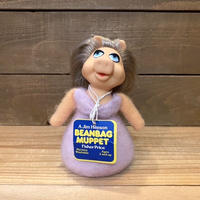 THE MUPPETS Beanbag Muppet Miss Piggy/マペッツ ビーンバッグマペット ミスピギー/210121−13