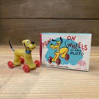 Disney Fun on Wheels Pluto/ディズニー ファン・オン・ホイールズ プルート/210606-5