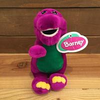 BARNEY Barney Plush Doll/バーニー ぬいぐるみ/181213-2