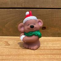 Christmas Vinyl Toy/クリスマス ミニソフビ/191106-11