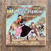 Mary Poppins Book and Record/メリー・ポピンズ ブック&レコード/210619−1