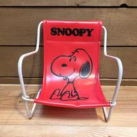 PEANUTS Snoopy Doll Chair (Small)/ピーナッツ スヌーピー ドールチェア(小)/200517-9
