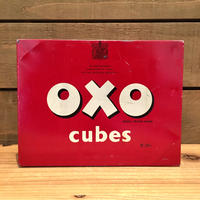 OXO cubes Tin Box/OXOキューブ 缶/190608-1