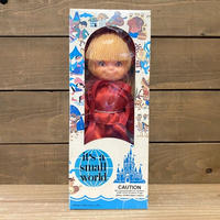 it's a small world France Girl Doll/イッツアスモールワールド フランスの女の子 ドール/200811-5