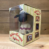 Wallece & Gromit Shaun Nodders/ウォレスとグルミット ショーン ボブルヘッド/211011-3