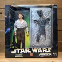 STAR WARS 12inch Han Solo & Carbonite Block Figure/スターウォーズ 12インチ ハン・ソロ & カーボナイトブロック フィギュア/201027-3