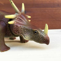 DINOSAUR Styracosaurus Figure/ダイノザウラー スティラコサウルス フィギュア/180126-2