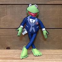 THE MUPPETS Kermit the Frog Plush  Doll/マペッツ カーミット ぬいぐるみ/210519−8