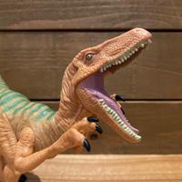 """JURASSIC WORLD Velociraptor """"Echo"""" Figure/ジュラシックワールド ヴェロキラプトル【エコー】 フィギュア/191114-2"""