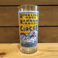 Ringling Bros. and Barnum & Bailey Circus Pepsi Collector Glass/バーナムのサーカス ペプシコレクター グラス/180720-2
