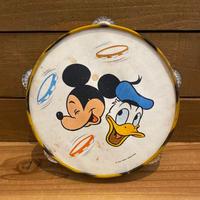 Disney Tambourine/ディズニー タンバリン/191024-4