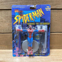 SPIDER-MAN   Bendable  Toy Tooth Brush/スパイダーマン ベンダブルトイ歯ブラシ/200609-3