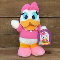 Disney Daisy Duck Plush/ディズニー デイジー・ダック ぬいぐるみ/170309-13