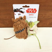 STAR WARS Character Mice Chewbacca&Yoda/スターウォーズ キャラクターマイス チューバッカ&ヨーダ/180106-8