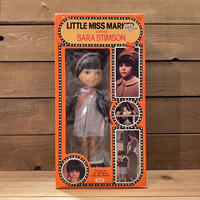 LITTLE MISS MARKER Little Miss Marker Doll/リトルミスマーカー ドール/210121−1