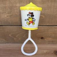 Disney Mickey Mouse Baby Rattle/ディズニー ミッキー・マウス ベイビーラトル/170309-6