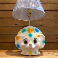 Elephant Room Lamp/エレファント ルームランプ/200121-6