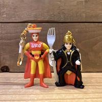 U.F.O.仮面ヤキソバン ヤキソバン&ケトラー キーホルダー/211021−2