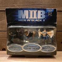 MIB  Men In Black PVC Figure Set/メン・イン・ブラック PVCフィギュアセット/210101-9