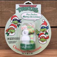 TURTLES Christmas Decoration Michaelangelo/タートルズ クリスマスデコレーション ミケランジェロ/161114-4