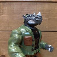 TURTLES Mutatin' Rocksteady Figure/タートルズ ミューテーション・ロックステディ フィギュア/210127−16