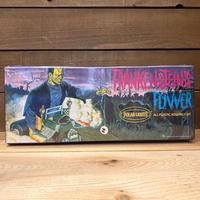 U.S.MONSTERS Frankenstein's Flivver Model Kit/ユニバーサルスタジオモンスターズ フランケンシュタインフリバー プラモデル/210116-2