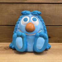Blue Monster Squeaky Toy/モンスター スクアーキートイ/200222-1