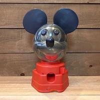 Disney Mickey  Mouse Gum Ball Dispenser/ディズニー ミッキー・マウス ガムボールディスペンサー/201211−3