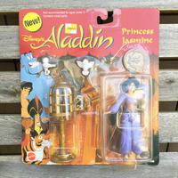 Aladdin Princess Jasmine Figure/アラジン プリンセス・ジャスミン フィギュア/180419-6