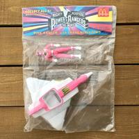 POWER RANGERS Pink Ranger With Crane Ninjazord Figure/パワーレンジャー ピンクレンジャー&クレインニンジャゾード フィギュア/190329-13