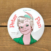 Disney Peter Pan Bottun/ディズニー ピーター・パン 缶バッジ/190512-7